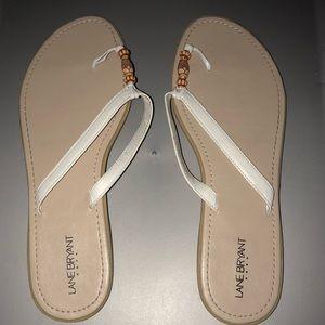 Lane Bryant Thong Sandals